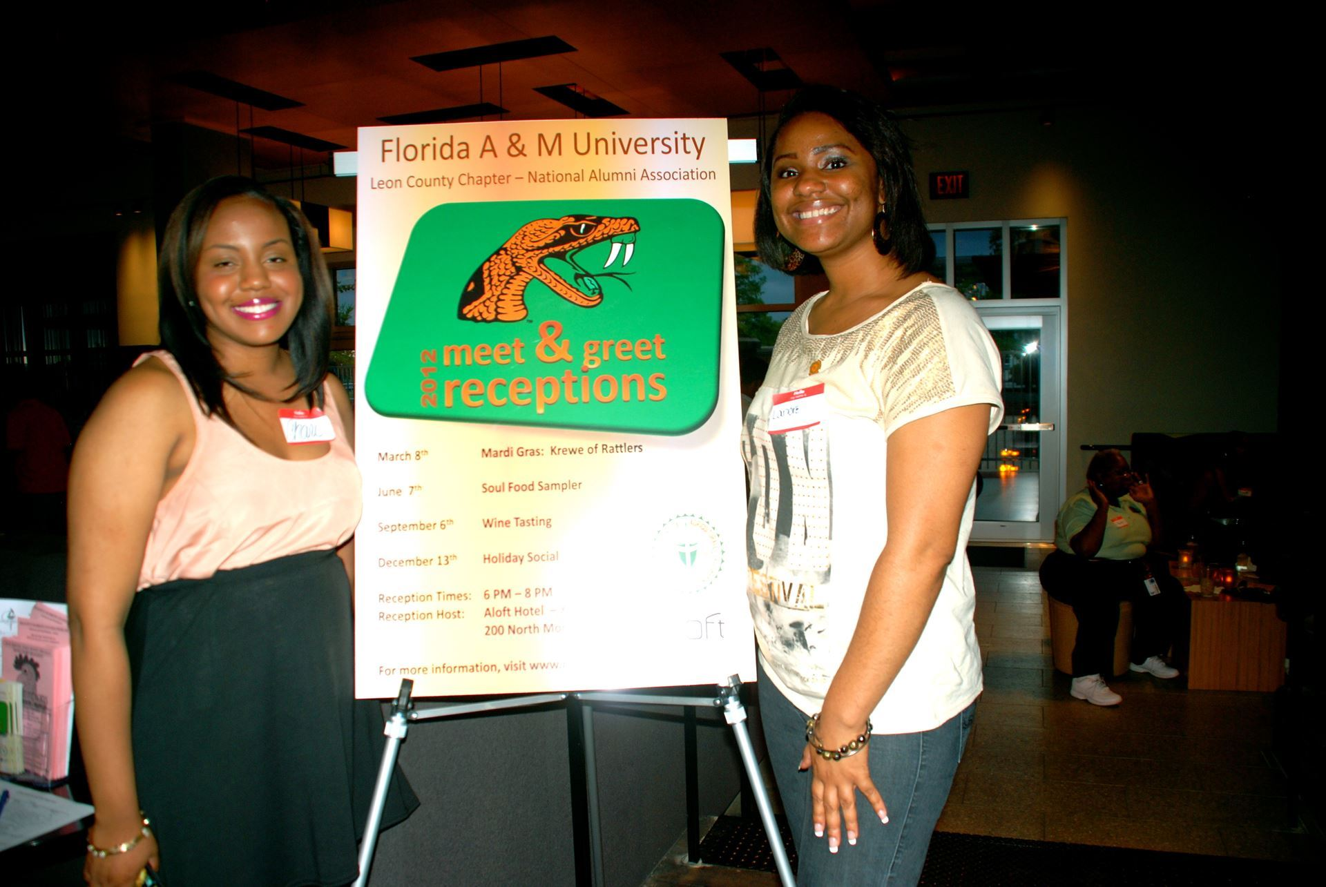 2012 Leon County Chapter Social