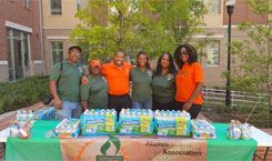 Fall 2016 FAMU Move-In Day